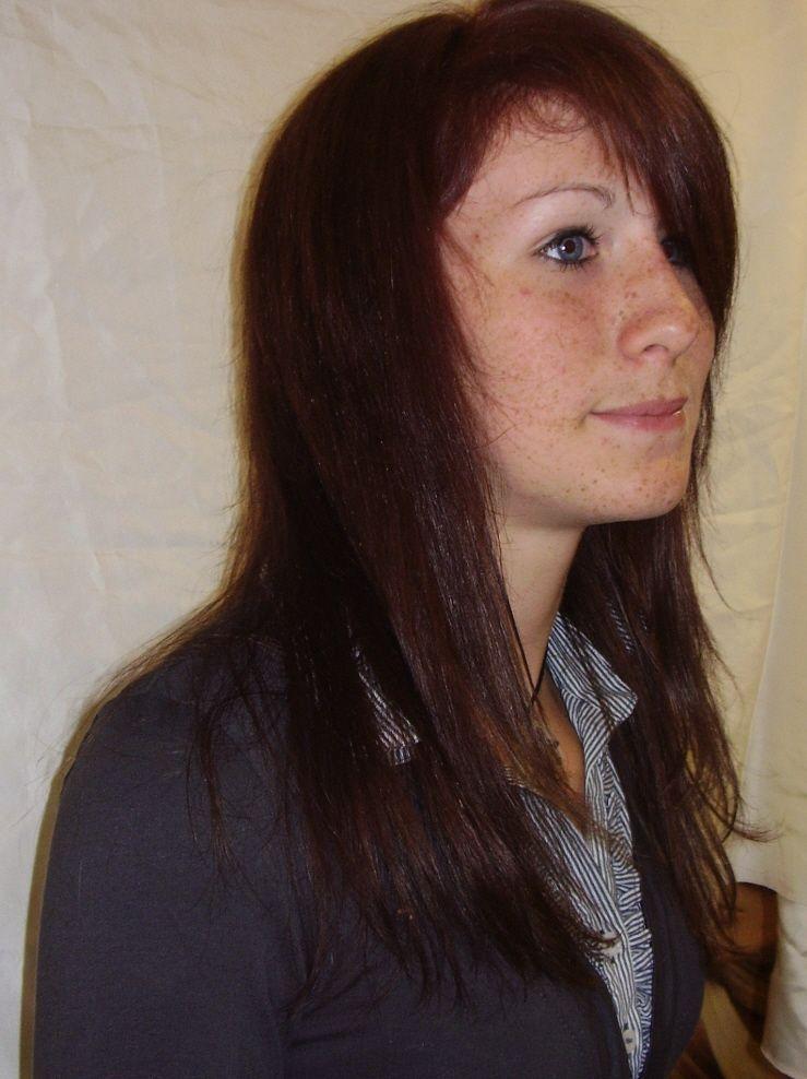 Coupe de cheveux acajou catherine irvin blog - Couleur acajou fonce ...
